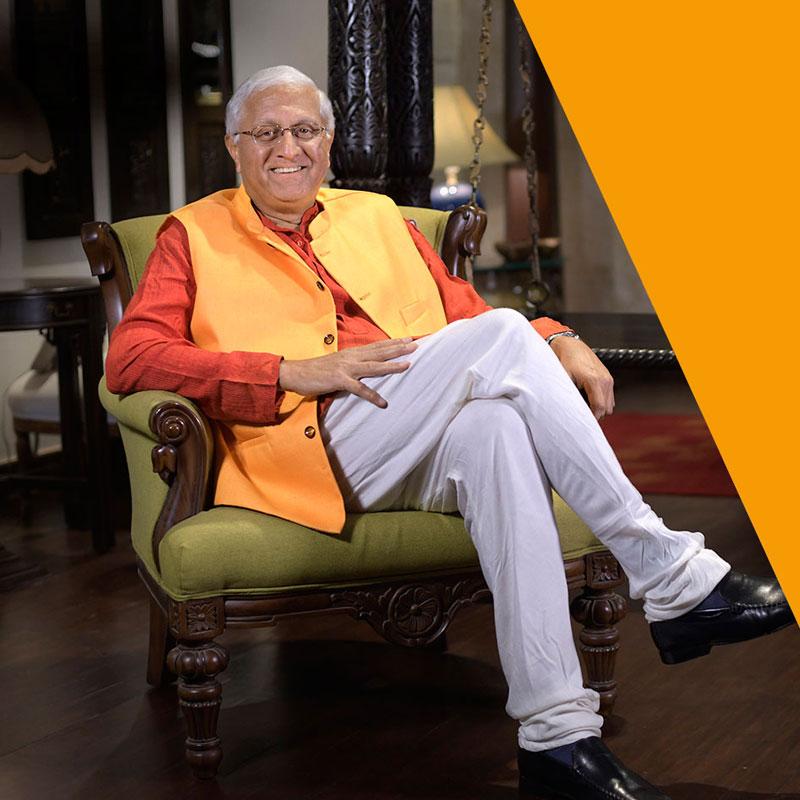 R-Gopalakrishnan - Author and Corporate Adviser