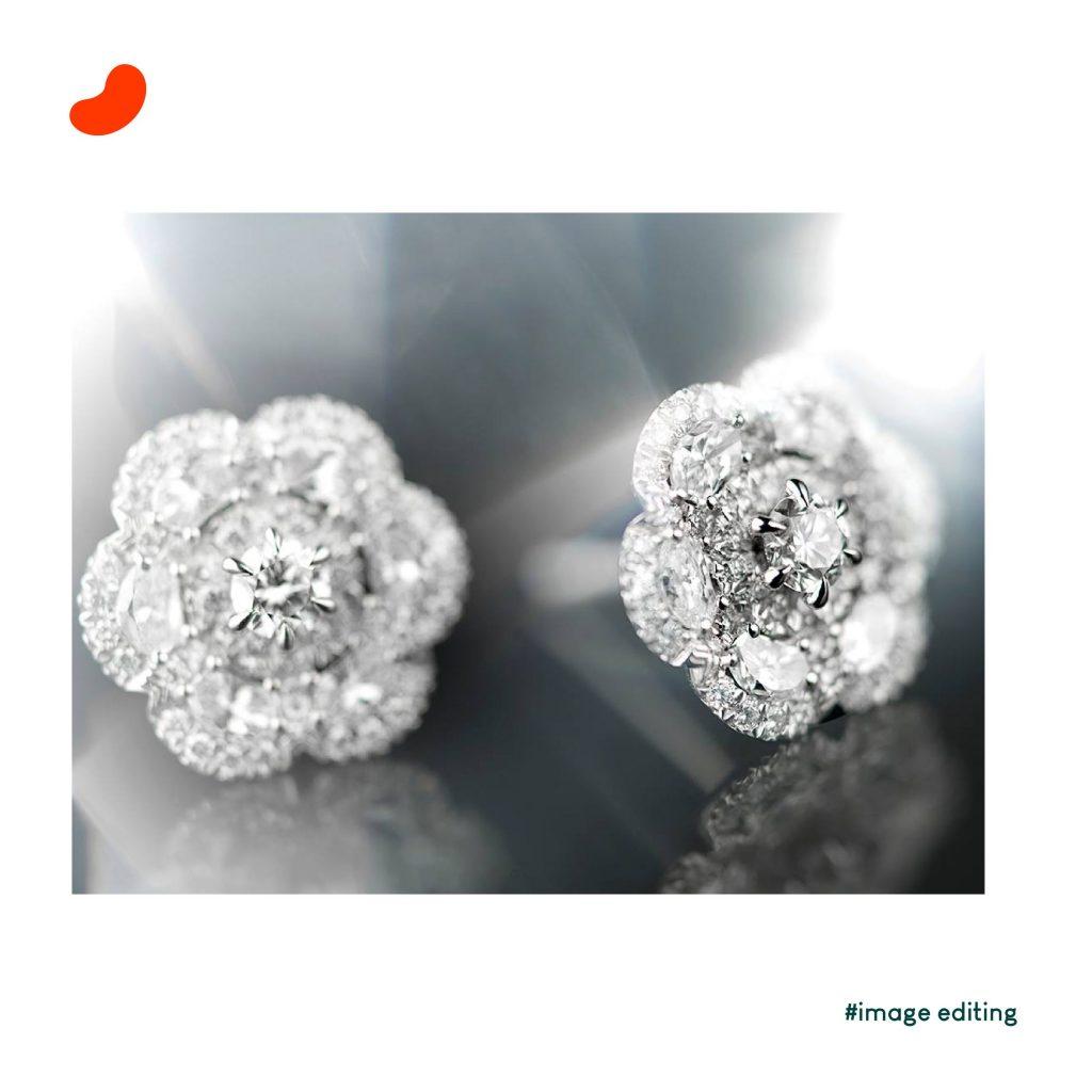 Jewellery photography, Edited by Orrigem Design Hub