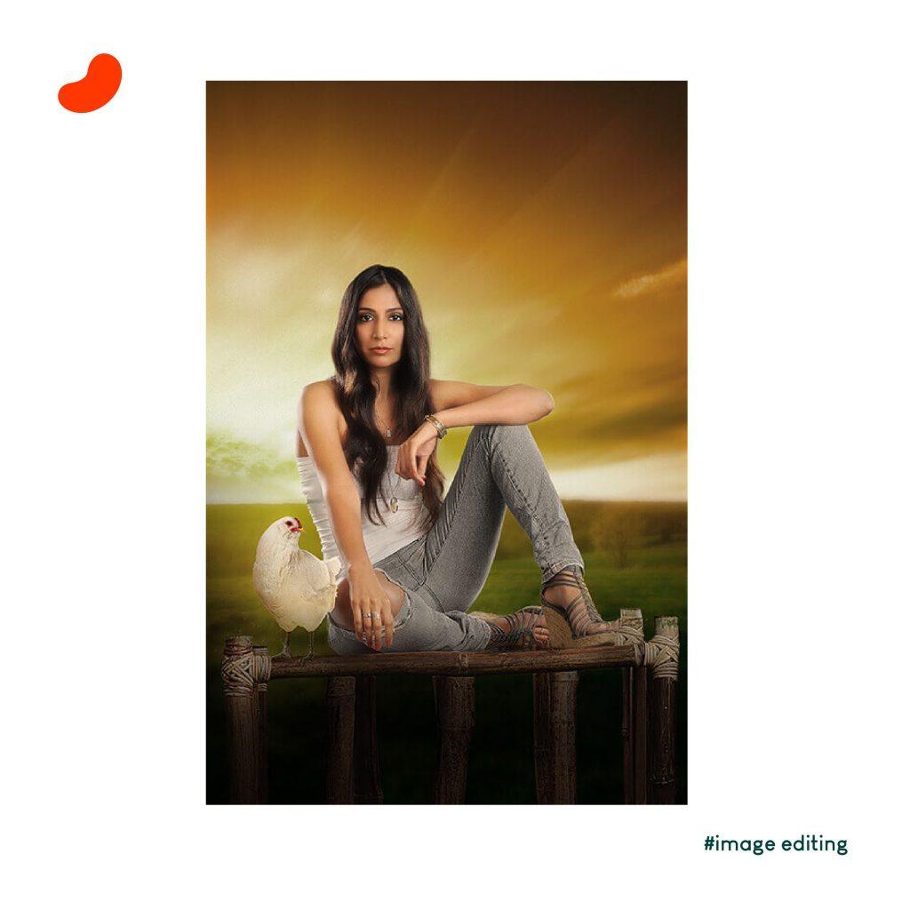 Photography by Himanshuu Sheth for PETA, Edited by Orrigem Design Hub